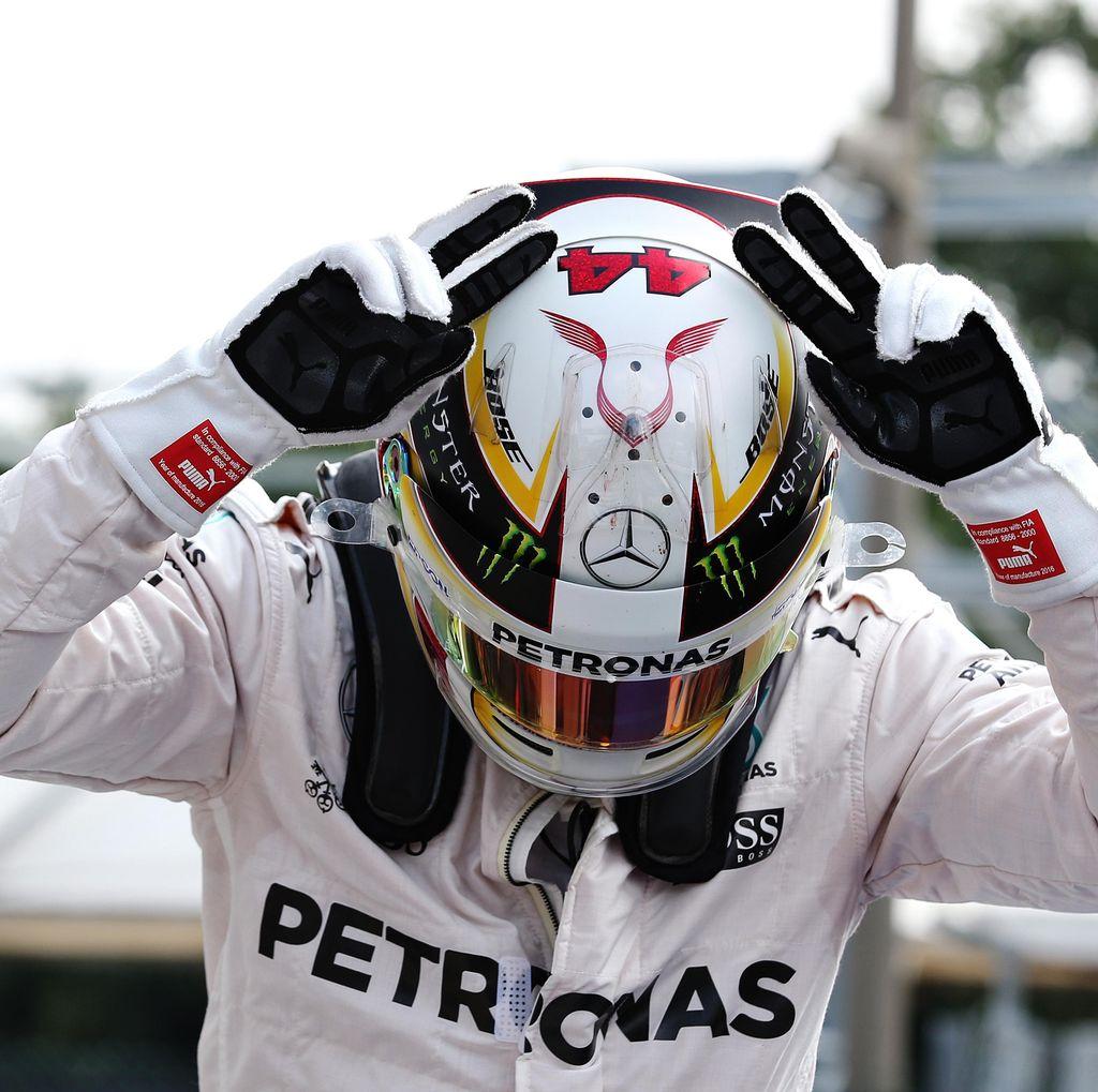 GP Malaysia dalam Angka-angka