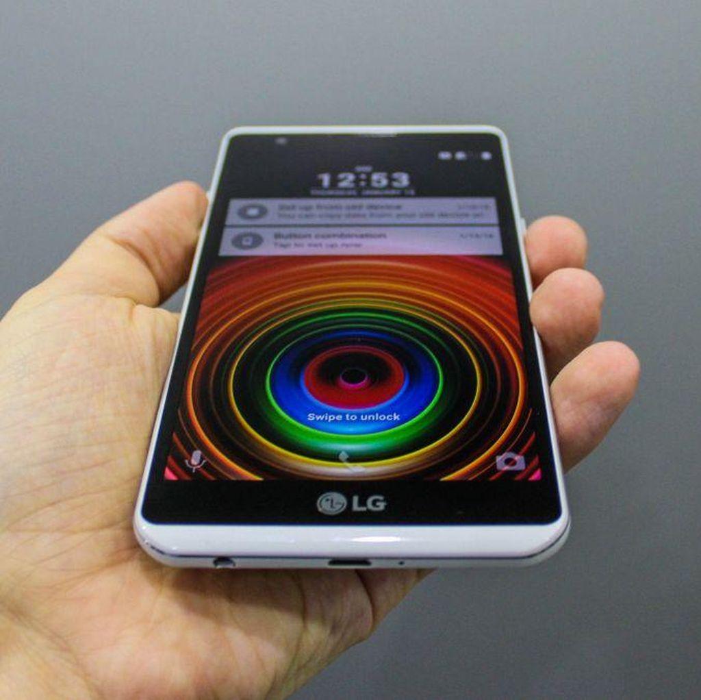LG X Power Siap Serbu Indonesia