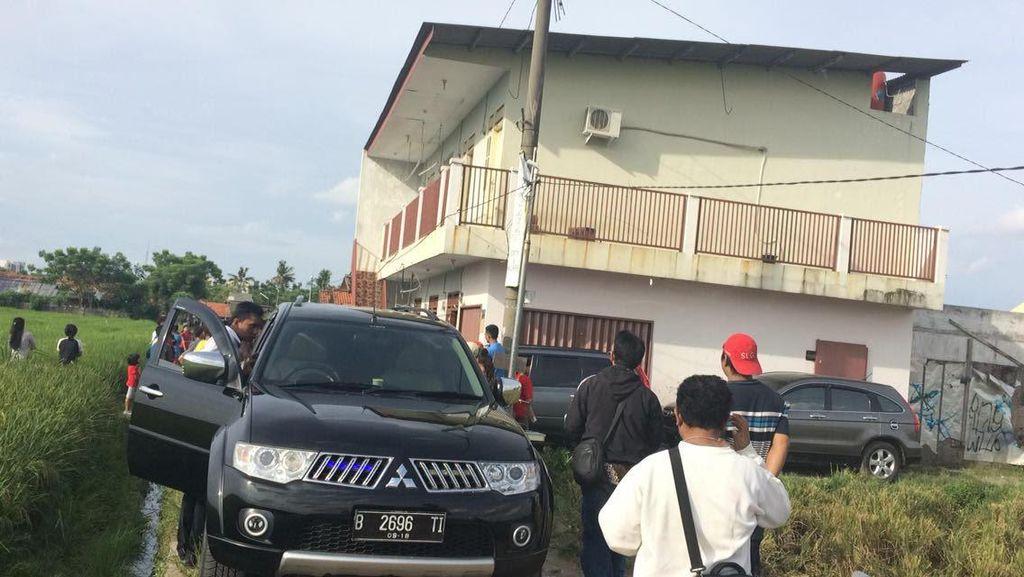 BNN Gerebek Pabrik Ekstasi di Tangerang