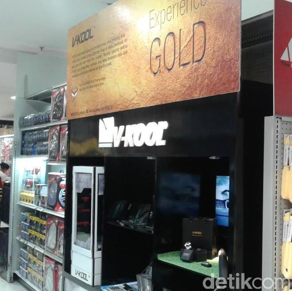 V-KOOL Hadir di Gerai-Gerai ACE Hardware