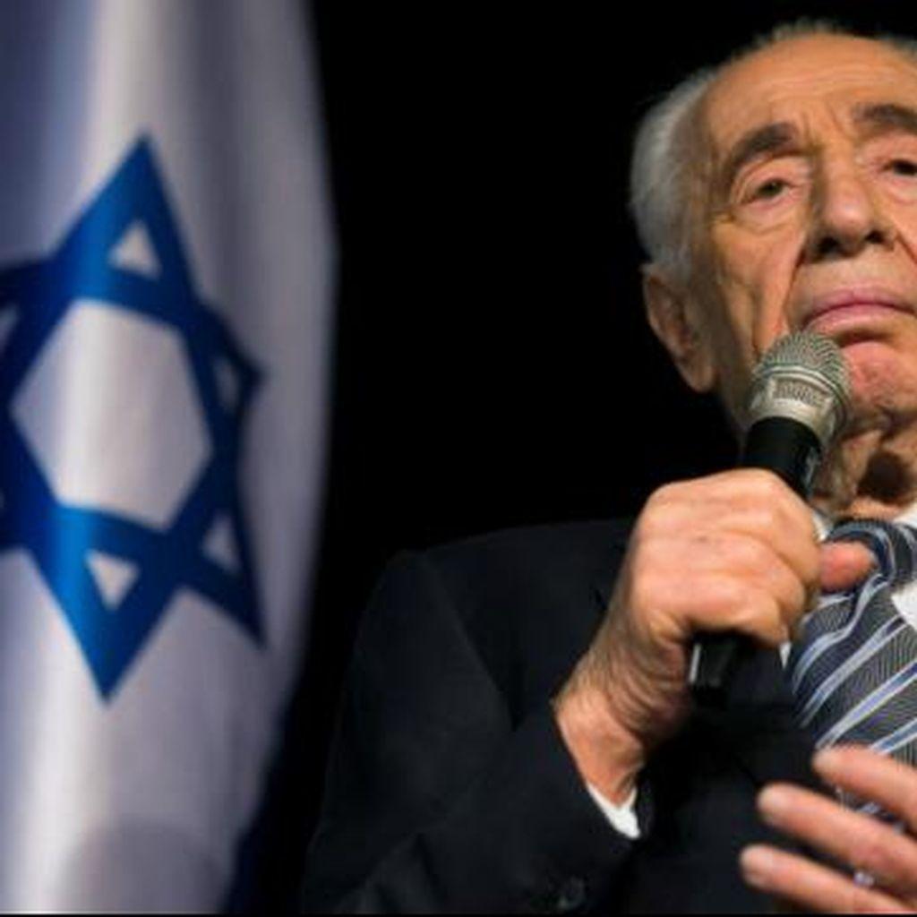 Shimon Peres, Pendiri Israel yang Berkompromi tentang Palestina