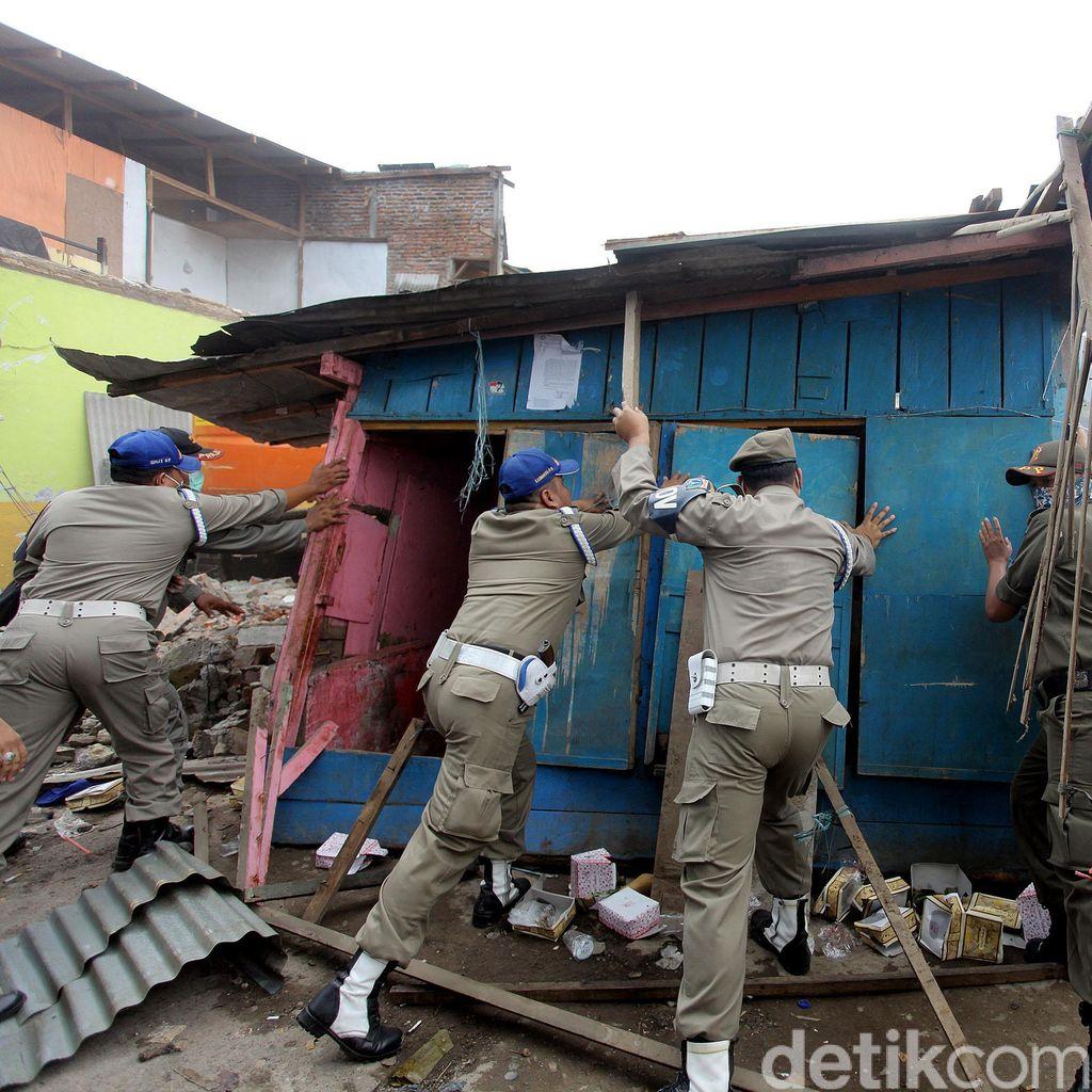 Satpol PP Siap Bantu Sisa Warga Bukit Duri yang Ingin Pindah ke Rusun