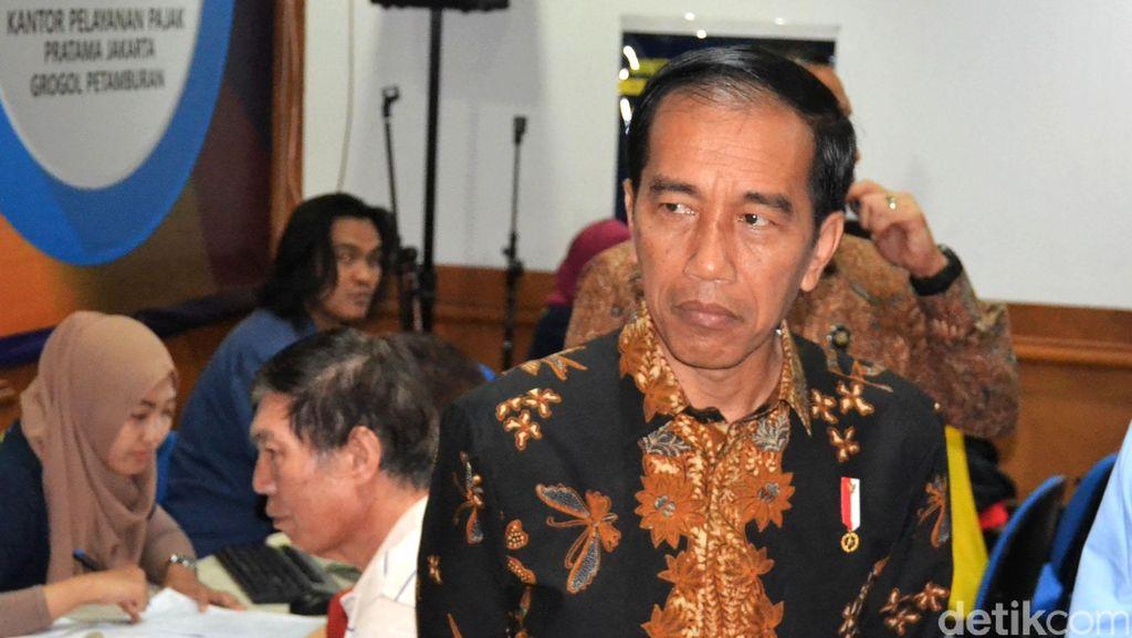 Melihat Lebih Rinci Paket Reformasi Hukum Jokowi