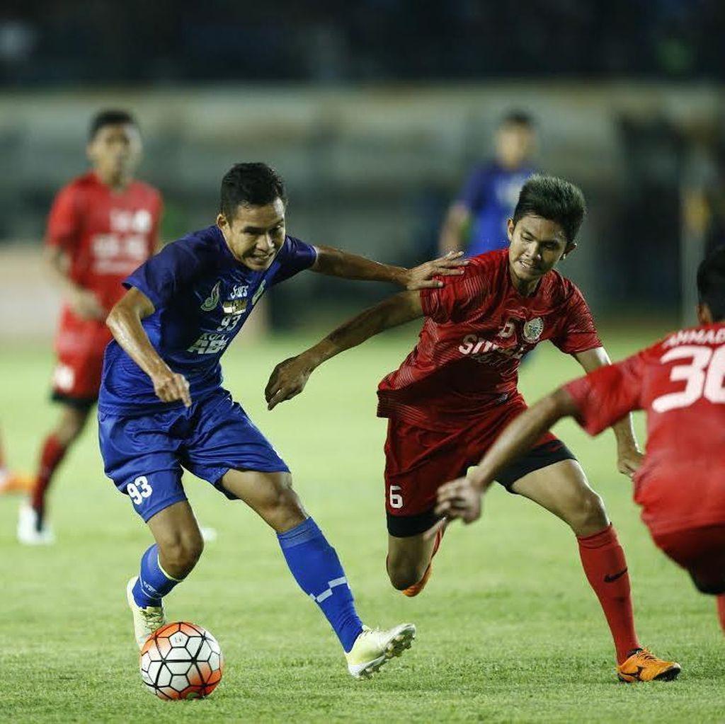 Menang Adu Penalti atas Sulsel, Jabar Raih Emas Sepakbola