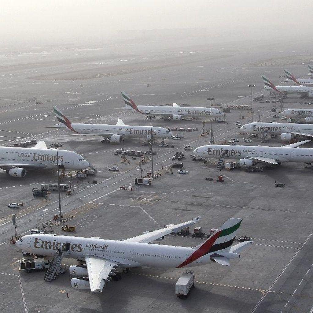 Gara-gara Drone, Bandara Dubai Sempat Ditutup