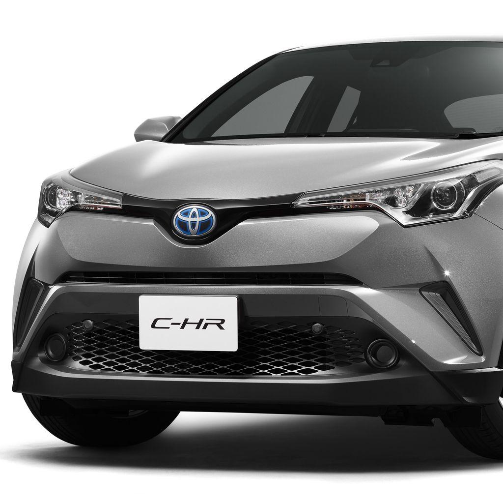 Toyota Siap Boyong C-HR ke Indonesia?