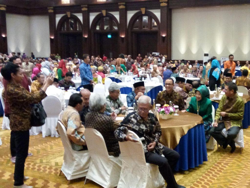 JK Banggakan Anies dan Sylviana Sebagai Alumni HMI yang Ikut Pilgub