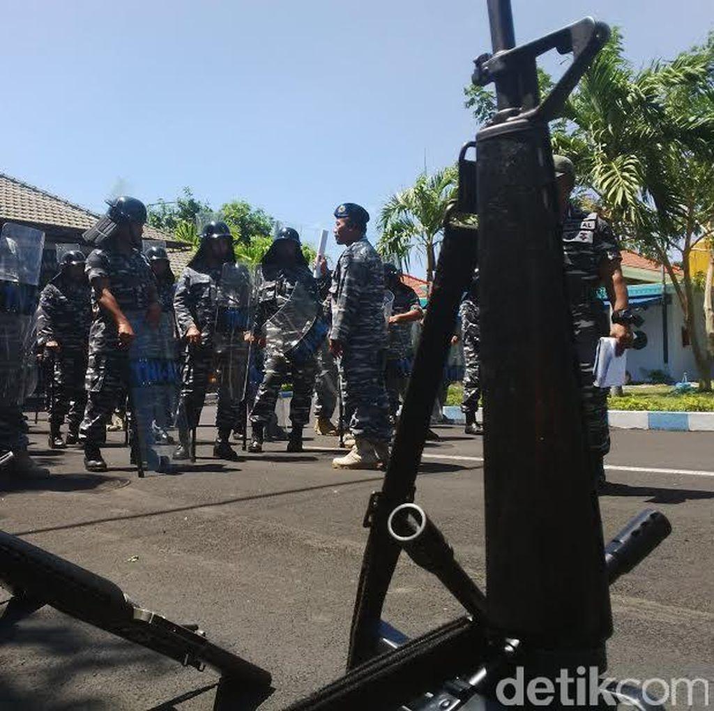 Lanal Banyuwangi Wakili Koarmatim Ajang Lanal Teladan Se-Indonesia