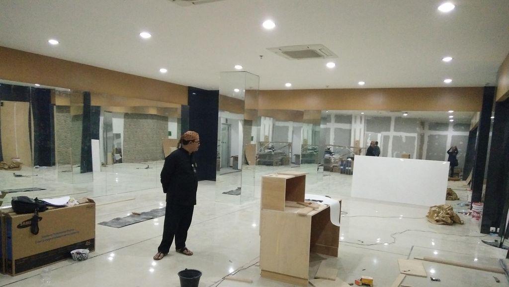 Pengadaan Alat Fitnes Rp 700 Juta di Gedung DPRD Bandung Keinginan Dewan