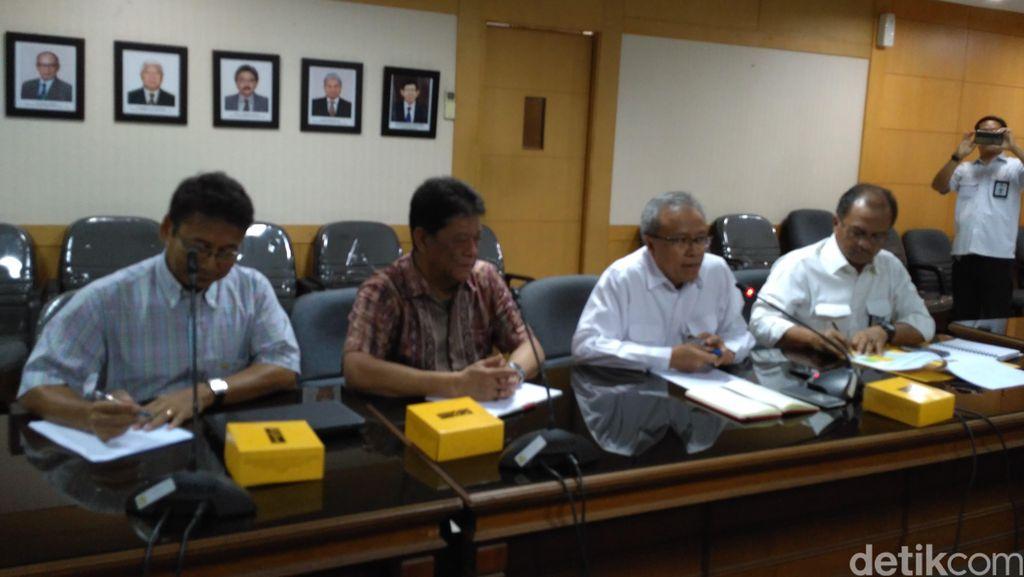 Imbas JPO Pasar Minggu Ambruk, Kementerian PUPR Kumpulkan Kadis PU se-RI