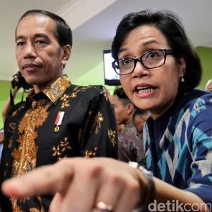 Jokowi Minta Tax Amnesty Jadi Momentum Reformasi Pajak, Ini Kata Sri Mulyani