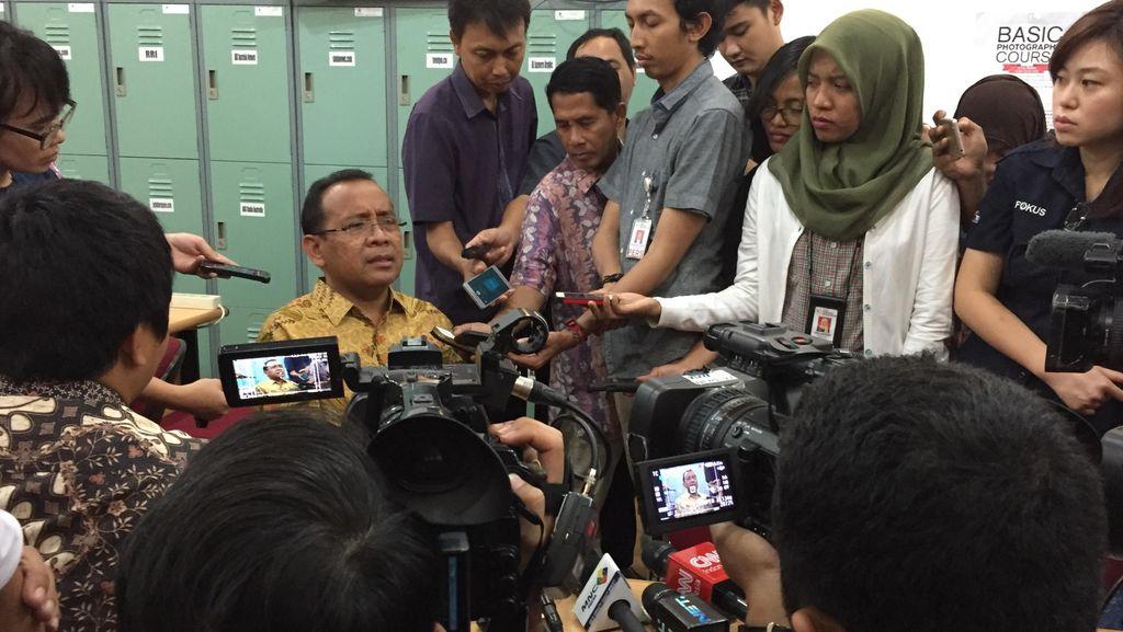 Mensesneg: Saya Tak Pernah Bertemu Prabowo, Apalagi Dukung Cagub DKI