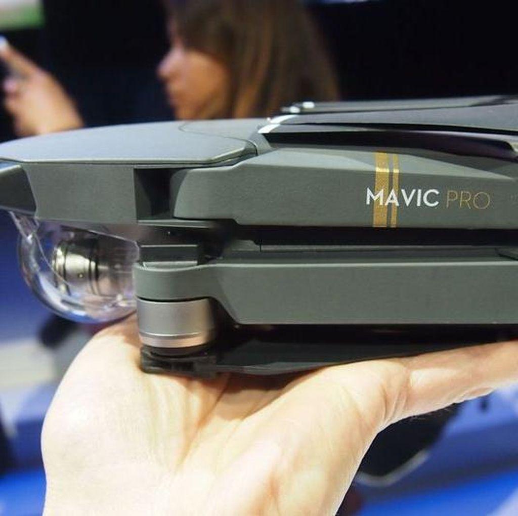 Biasa Bikin Drone, DJI Kini Bikin Headset VR, Buat Apa?