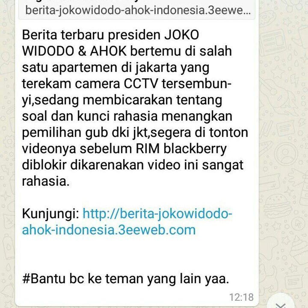 Akun BBM Di-hack untuk Tipu-tipu, Wakil Ketua MPR Lapor Polisi