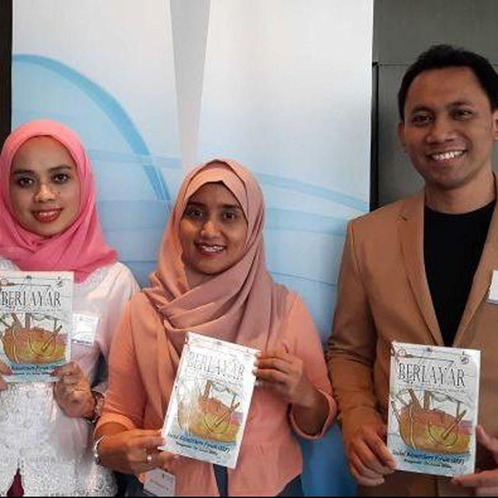 Pengalaman Studi Doktoral Mahasiswa Indonesia dalam Sebuah Buku