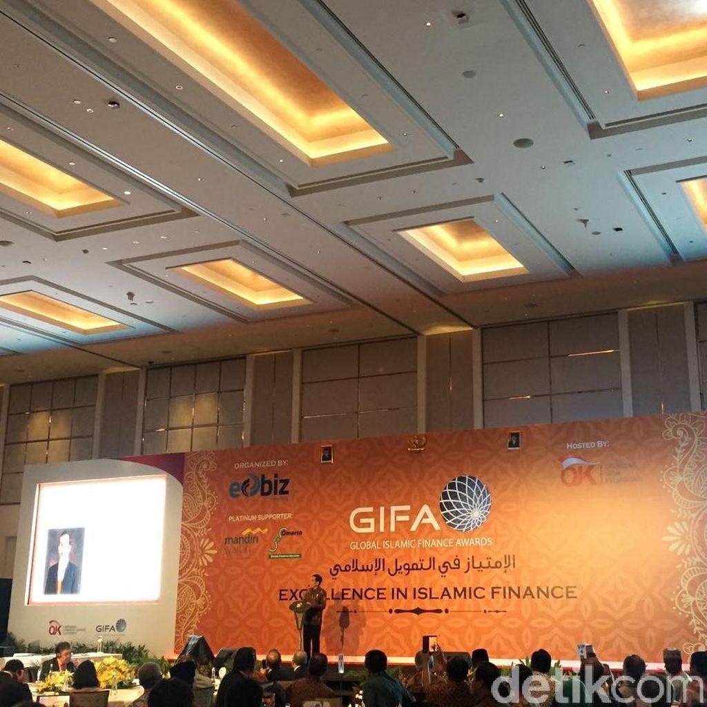 Jokowi: Potensi Ekonomi Syariah untuk Berkembang di RI Sangat Besar