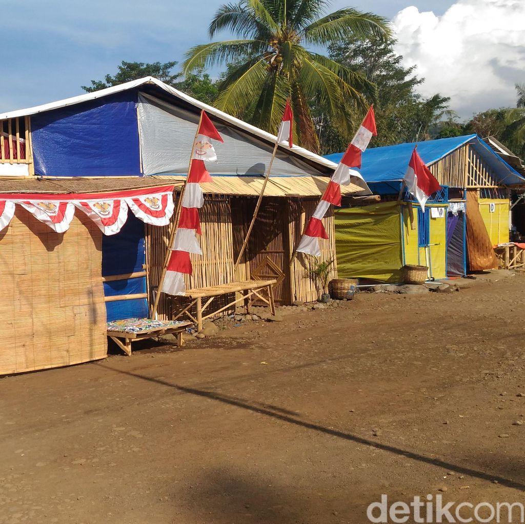Tenda-tenda Pengikut Dimas Kanjeng Kini Sepi
