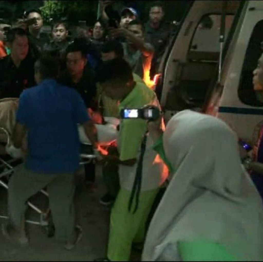 Kapal Patroli Bea Cukai Batam Meledak, 4 Petugas Terluka