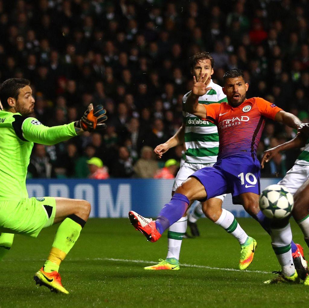 Seru, Celtic vs City Sementara 2-2