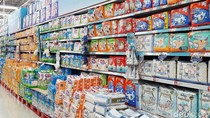 Transmart Carrefour Gelar Promo Popok Bayi di Baby Fair