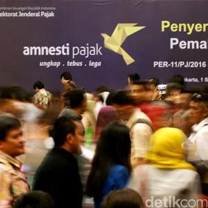 Dana Repatriasi Tembus Rp 130 T, Uang Tebusan Tax Amnesty Rp 93,5 T