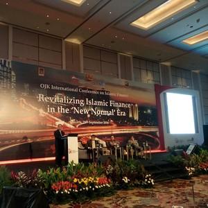 Cara OJK Genjot Pertumbuhan Ekonomi Lewat Industri Keuangan Syariah