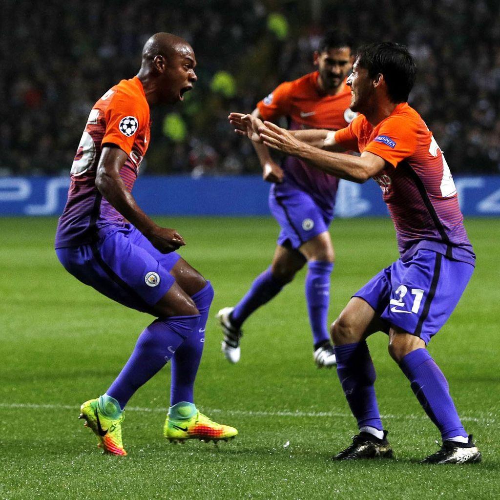 City Akan Jauh Lebih Baik di Tahun Ketiga Guardiola
