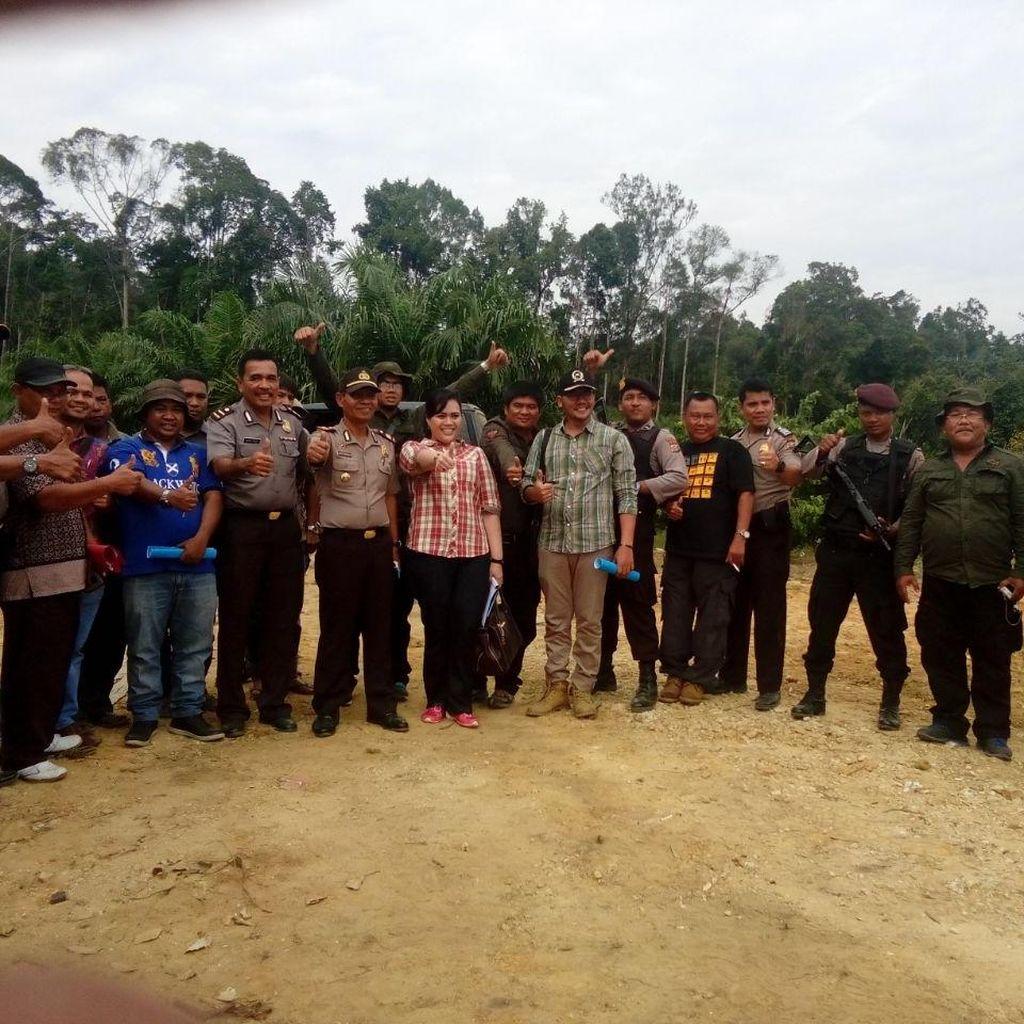 Wabup Kuansing Babat Hutan Lindung untuk Kebun Sawit, Pengadilan Perintahkan Kosongkan
