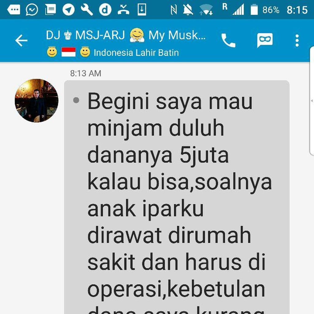 Akun BBM Wakil Ketua MPR dan Anggota DPR di-Hack, Polisi: Itu Modus Lama