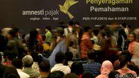 Jokowi Hingga Petugas Pajak Turun Tangan, Orang Makin Percaya Ikut Tax Amnesty