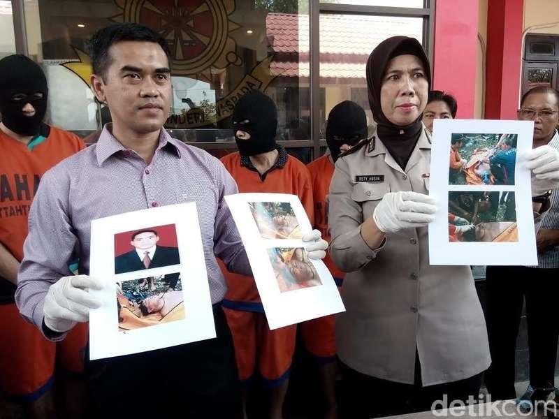 Tersangka Pembunuh Eks Pengikut Dimas Kanjeng: Anggota TNI, Pecatan TNI dan Polri