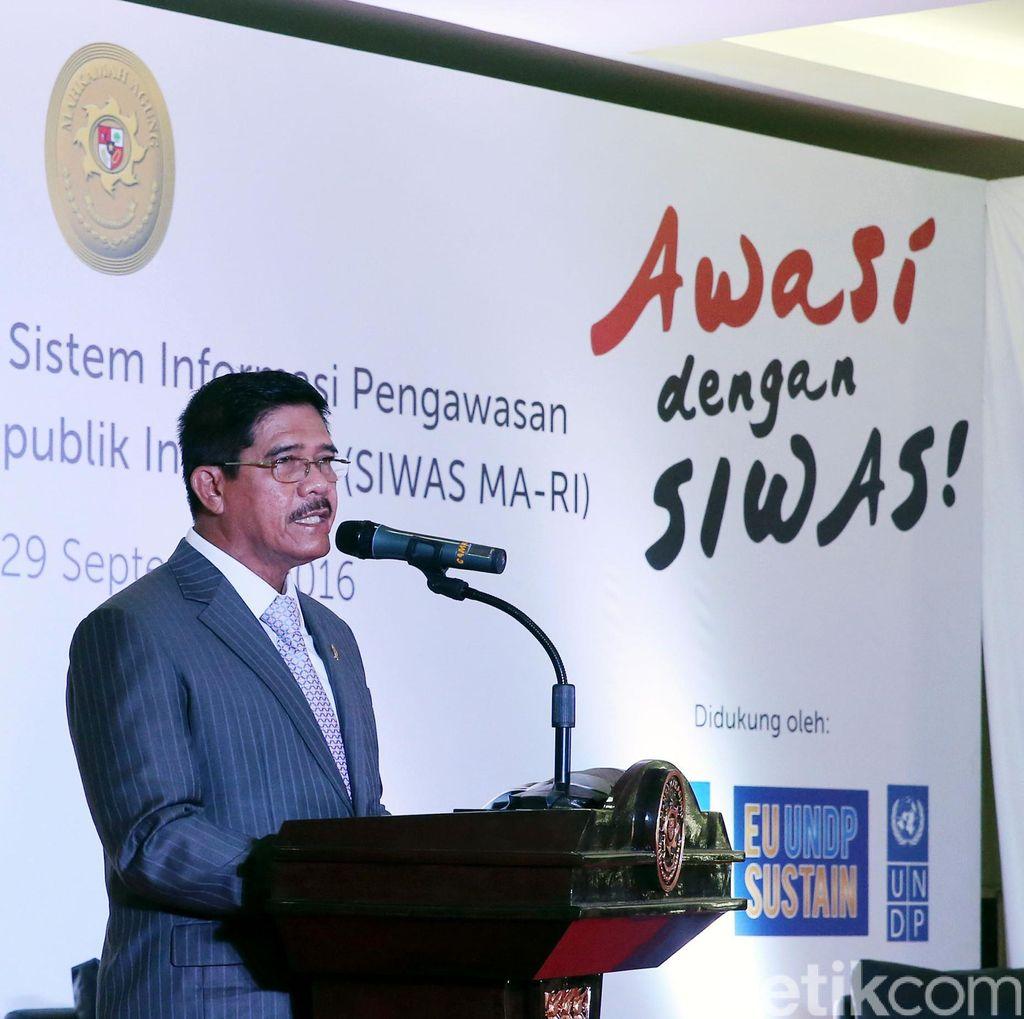 Soal Aparat Nakal, Ketua MA: Kami Sudah Jauh Melakukan Penertiban ke Dalam