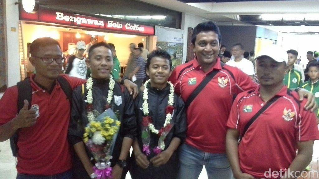 Trial di Akademi Klub Spanyol, Syukran dan Ardiyanto Berharap Masuk Timnas Indonesia