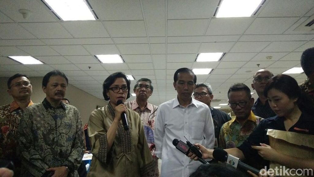 Tax Amnesty, Jokowi, dan Senyum Bahagia Sri Mulyani