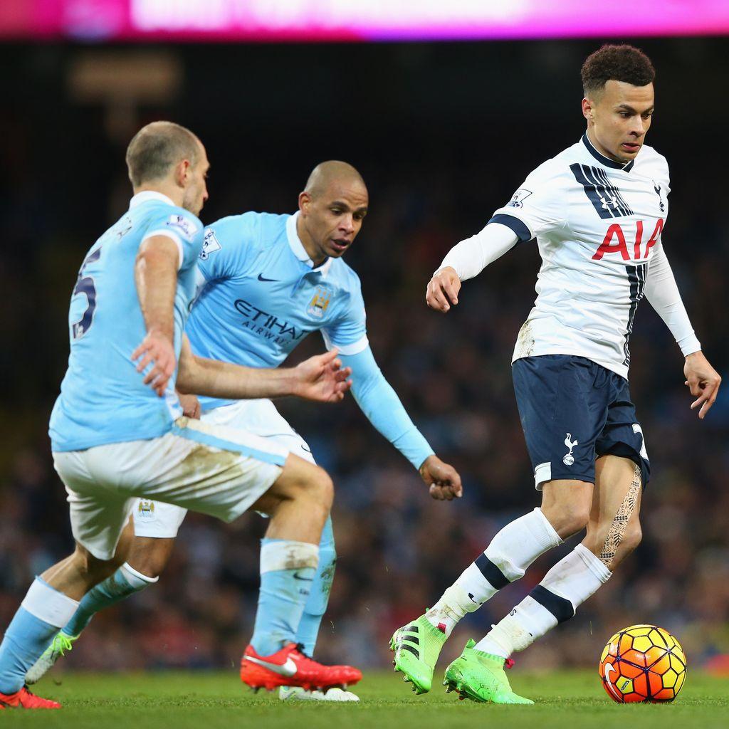 Duel Tottenham dengan City yang Sama-sama Belum Kalah
