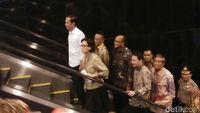 Presiden Jokowi Pantau Langsung Hari Terakhir Periode I Tax Amnesty
