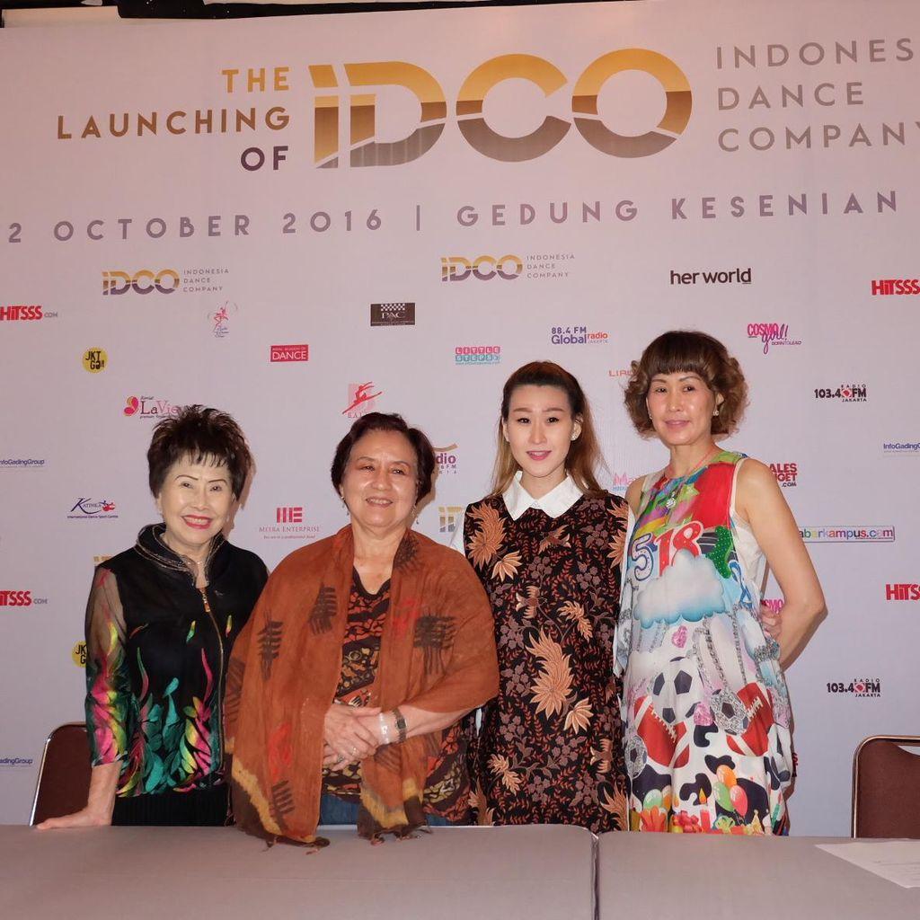 Esok, Indonesia Dance Company Resmi Diluncurkan