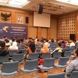 Kejar Tebusan Murah, Orang Antre Ikut Tax Amnesty Sejak Jam 04.00 Subuh