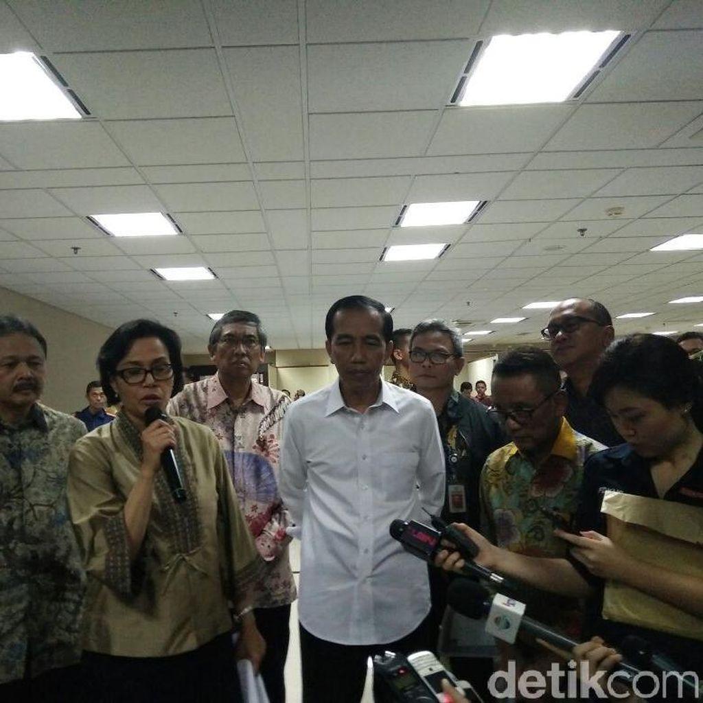 Jokowi: Terima Kasih Para Petugas Pajak