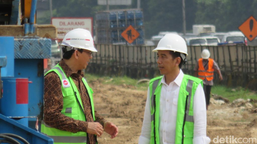 Ahok: Kinerja 2 Tahun Jokowi Memuaskan, Perlu 1 Periode Lagi