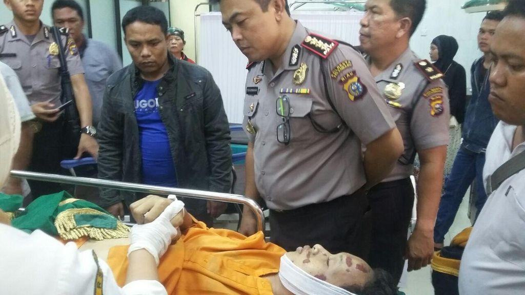 2 Siswa SMP di Pekanbaru Duel hanya karena Saling Pandang, Satu Tewas