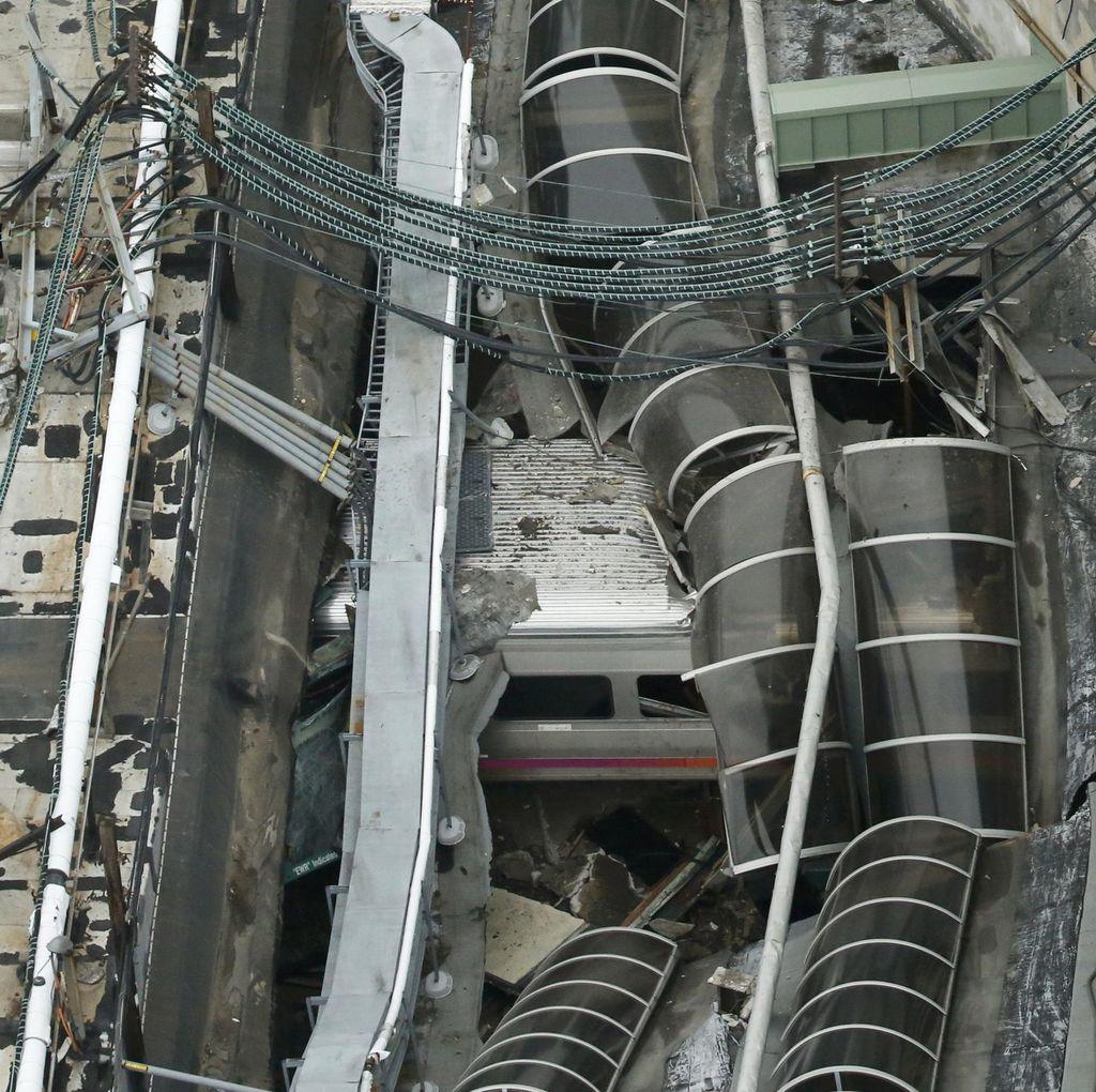 Tewaskan 1 Orang, Insiden Kereta Tabrak Stasiun di AS Juga Lukai 114 Orang