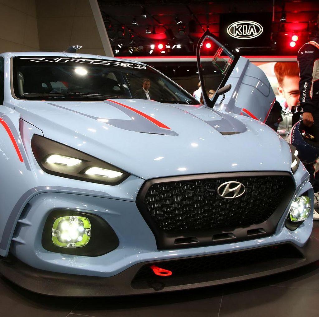 Konsep Mobil Performa Tinggi dari Hyundai