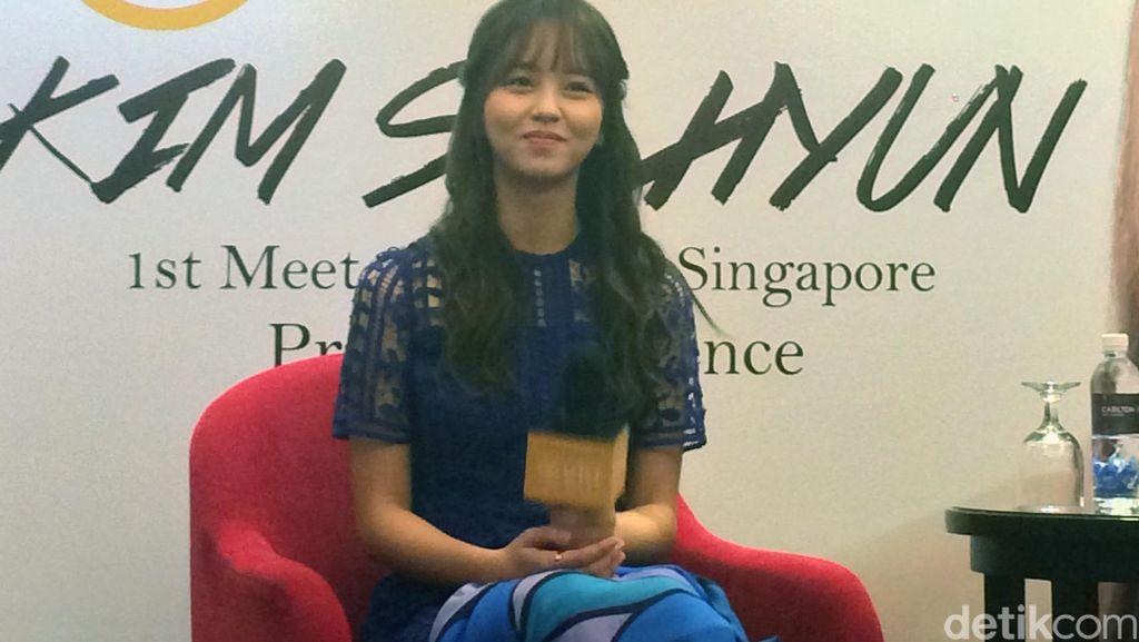 Kim So Hyun Senang Jadi Hantu, Tapi Kesepian