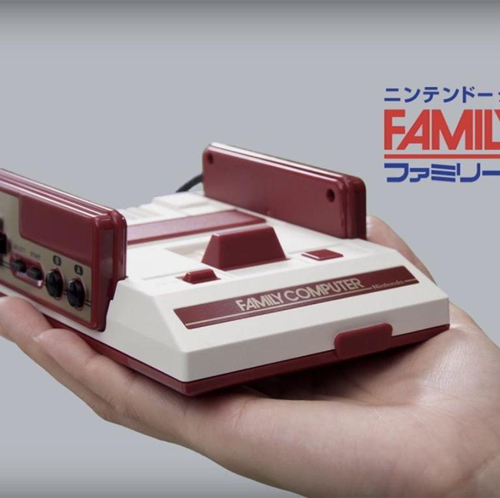 Nintendo Ajak Gamer Nostalgia dengan NES
