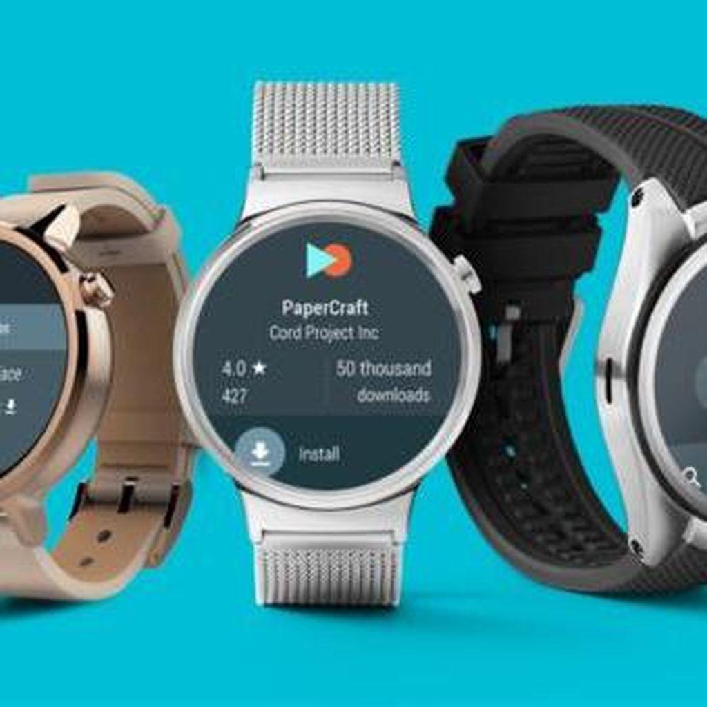 Android Wear 2.0 bakal Telat