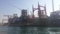 Kapal Genset Raksasa Asal Turki akan Pasok Listrik ke Medan Hingga Ambon