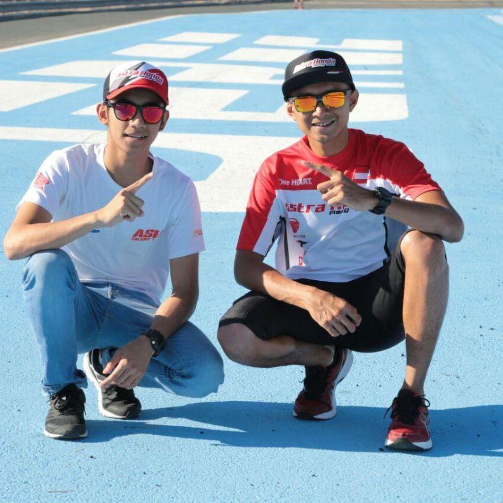 Dua Pebalap Muda Indonesia Siap Berburu Podium di Jerez