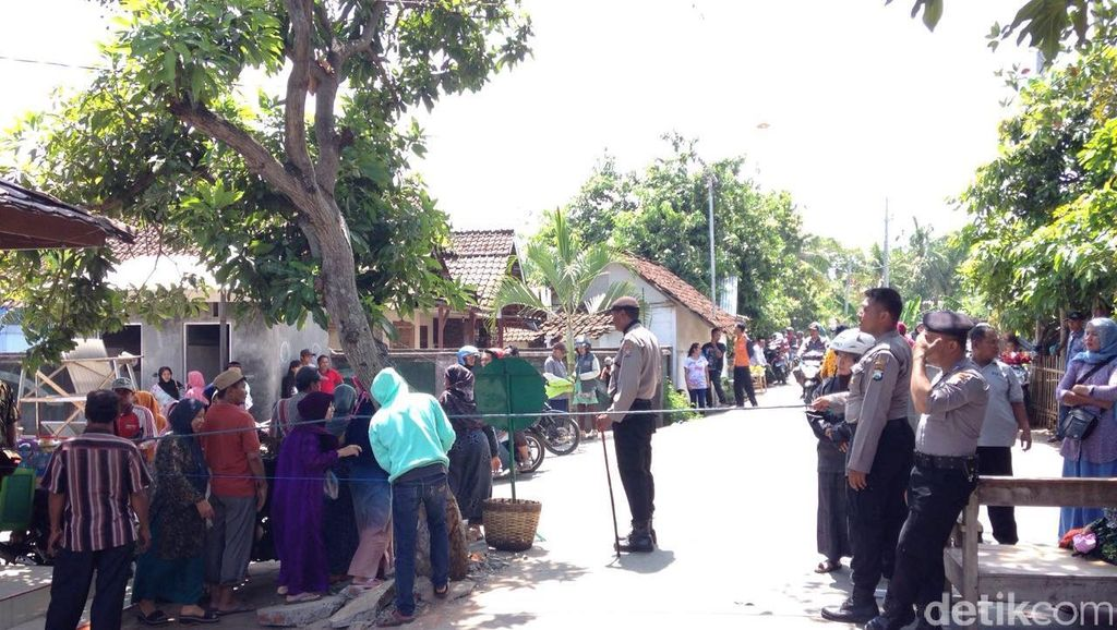 Padepokan Dimas Kanjeng Disterilkan, Polisi: Warga Silakan Keluar