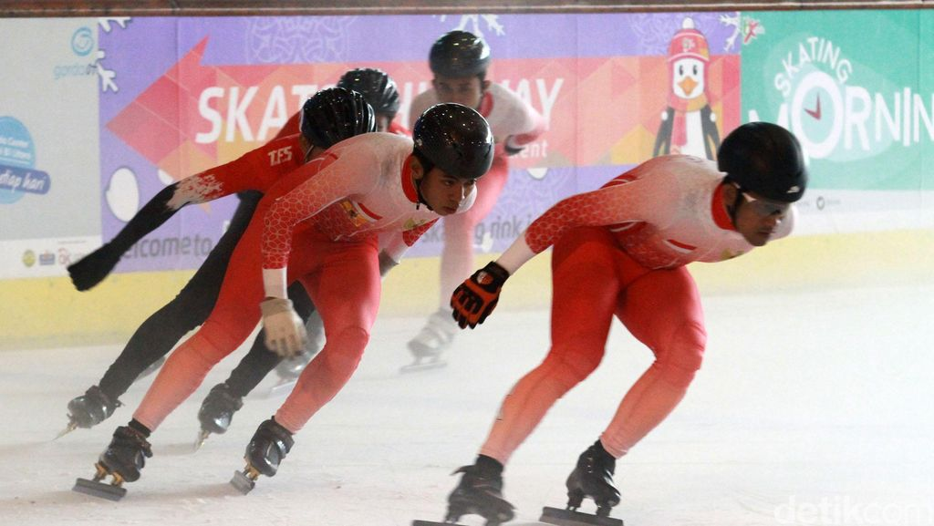 Indonesia Ikuti Asia Winter Games